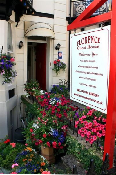 Florence Guest House in Weston-Super-Mare
