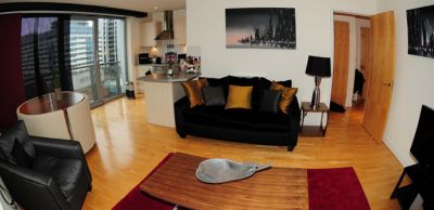 Cranbrook House Serviced Apartments in Nottingham