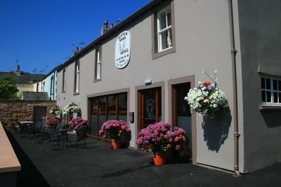 The Scotch Arms Mews in Cumbria