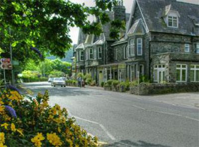 The Gwydyr Hotel in Betws-y-Coed
