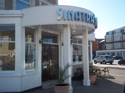 Sinatras Hotel in Blackpool