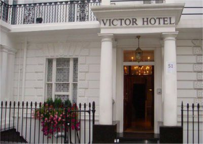 Victor Hotel in London
