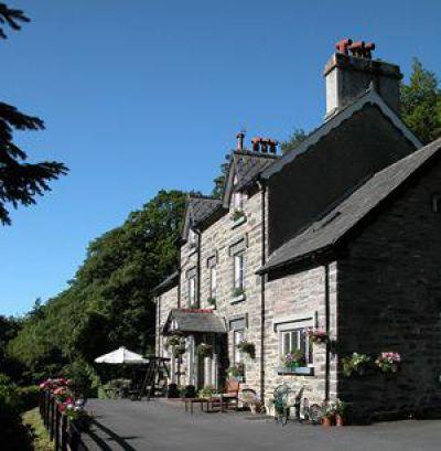 Glyntwrog House in Betws-y-Coed