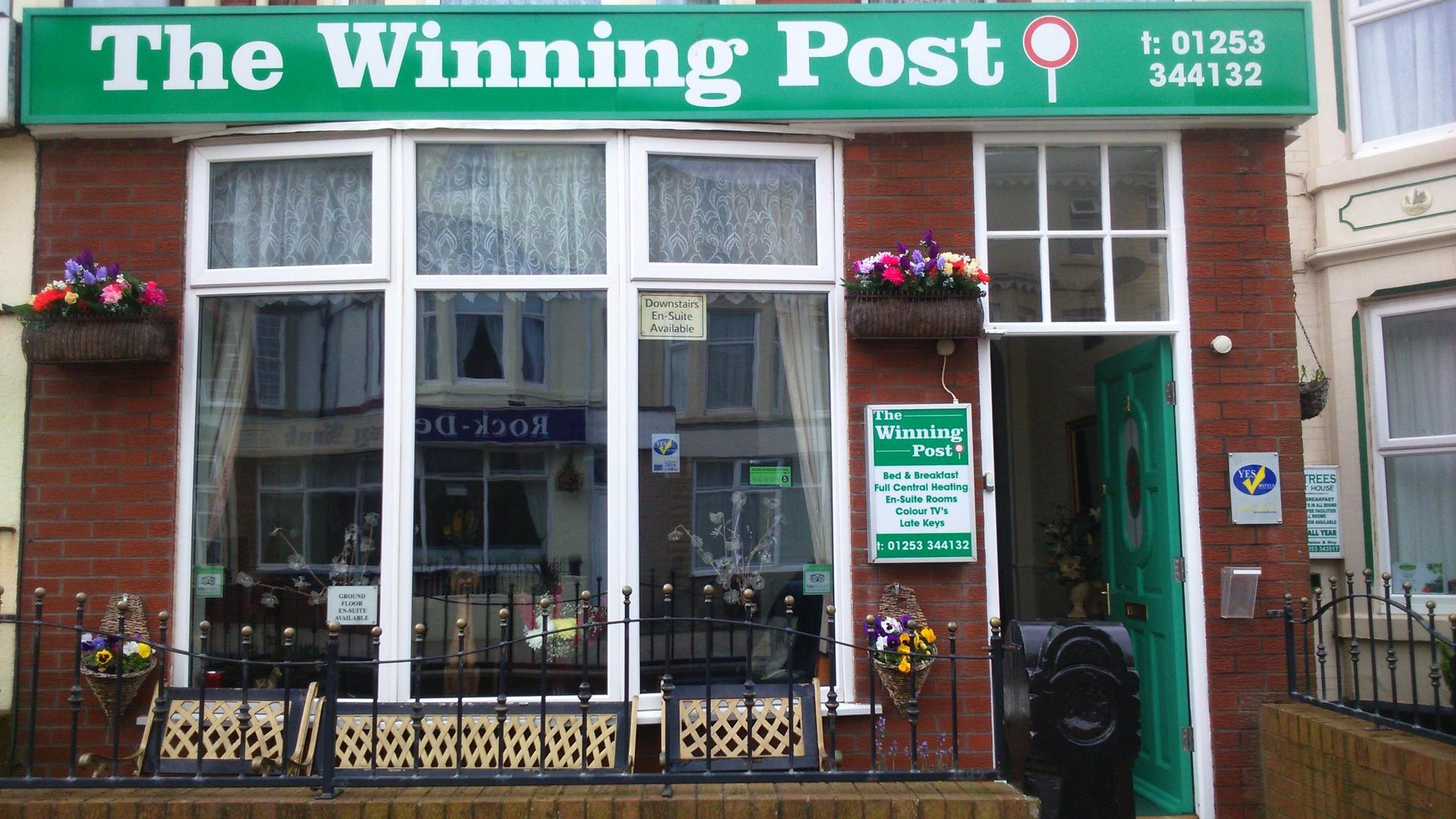 The Winning Post in Blackpool