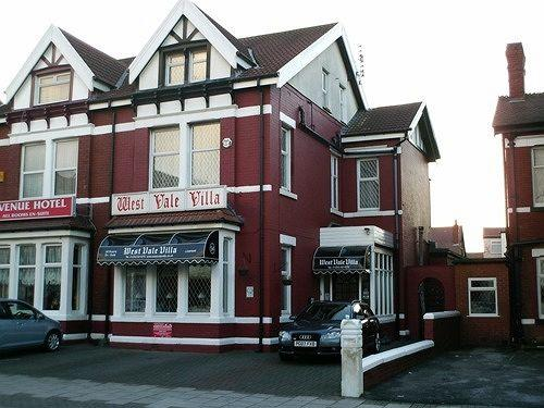 West Vale Hotel in Blackpool