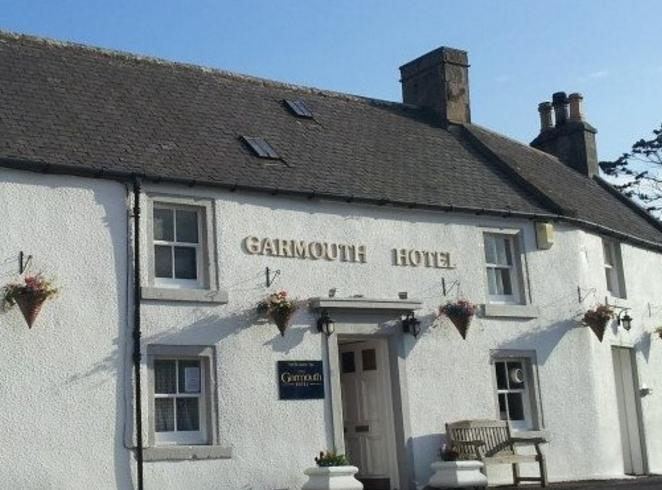 Garmouth Hotel in Scotland