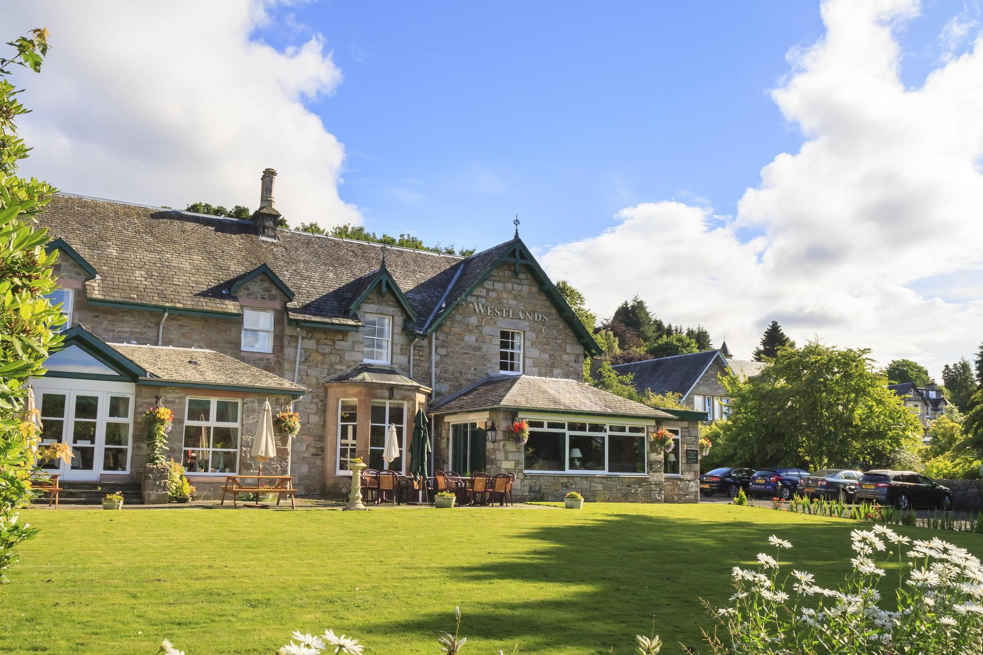Westlands Of Pitlochry in Scotland