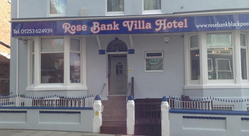 Rosebank Villa Hotel in Blackpool