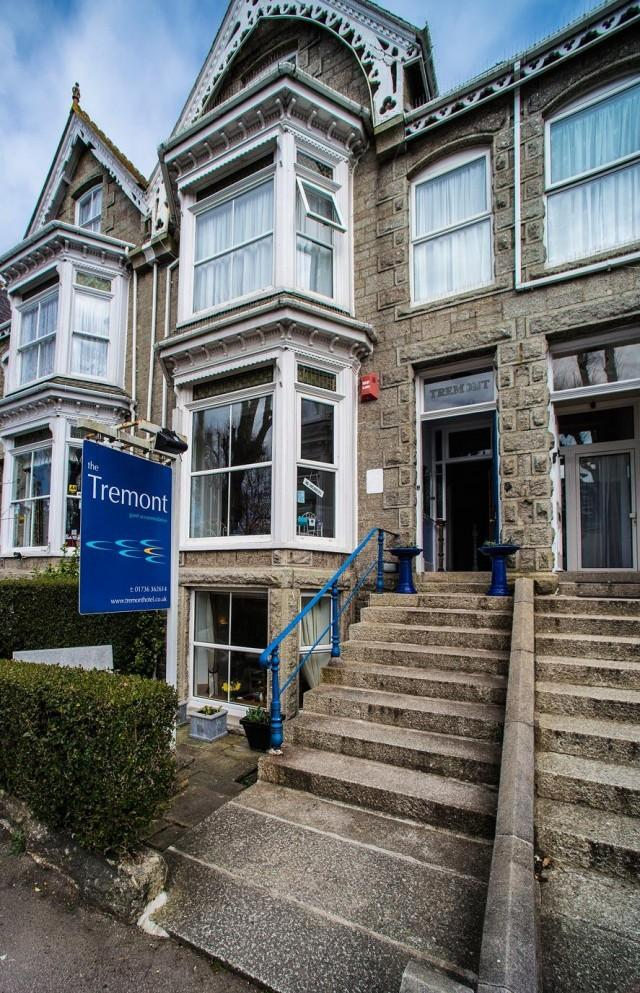 Tremont Guest Accommodation in Cornwall