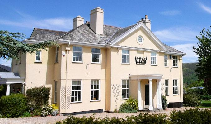 Exmoor Country House in Devon