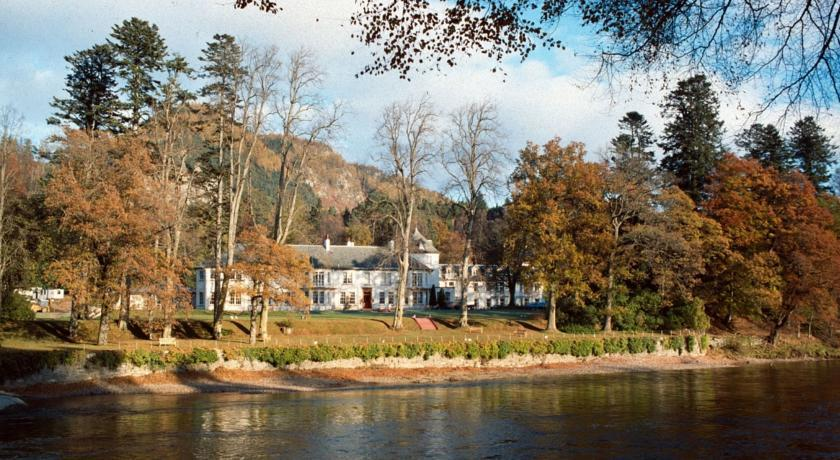 Dunkeld House Hotel in Scotland