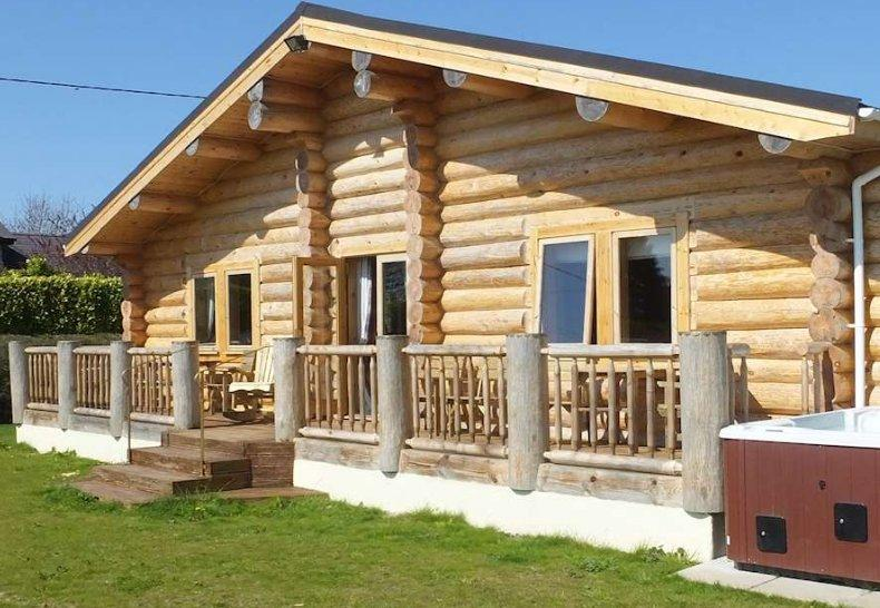 Bryn Pin Lodges in Wales