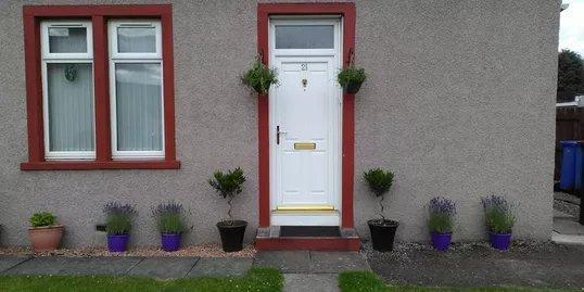 Laburnum House Vegan Bed and Breakfast in Scotland