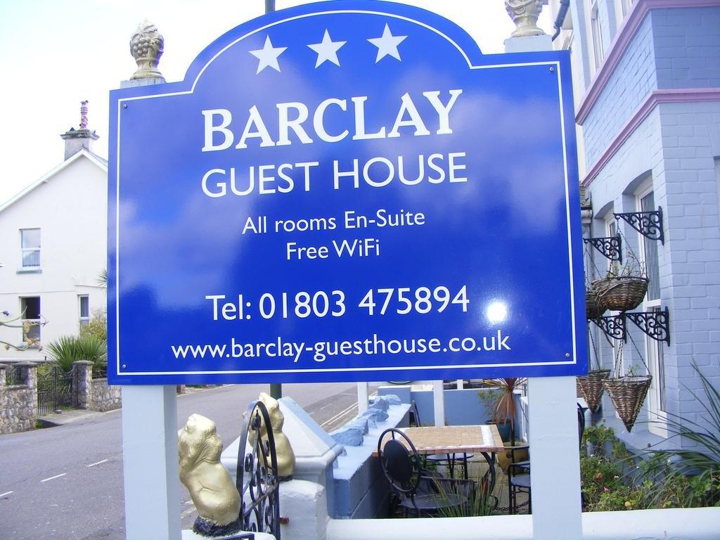 Barclay Guest House in Paignton