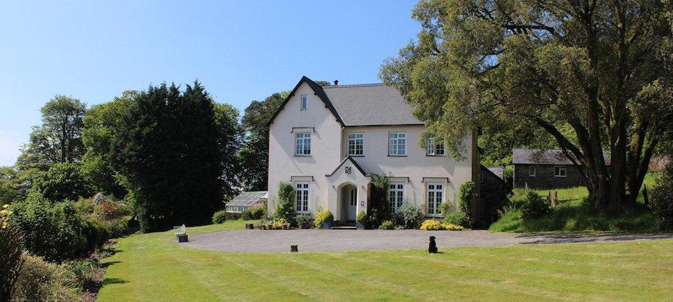 Bracken House in Devon