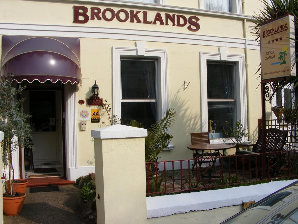 Brooklands Guest House in Torquay