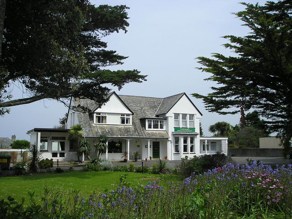 Pine Lodge in Cornwall