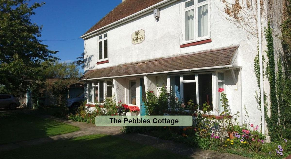 The Pebbles Cottage Guest House