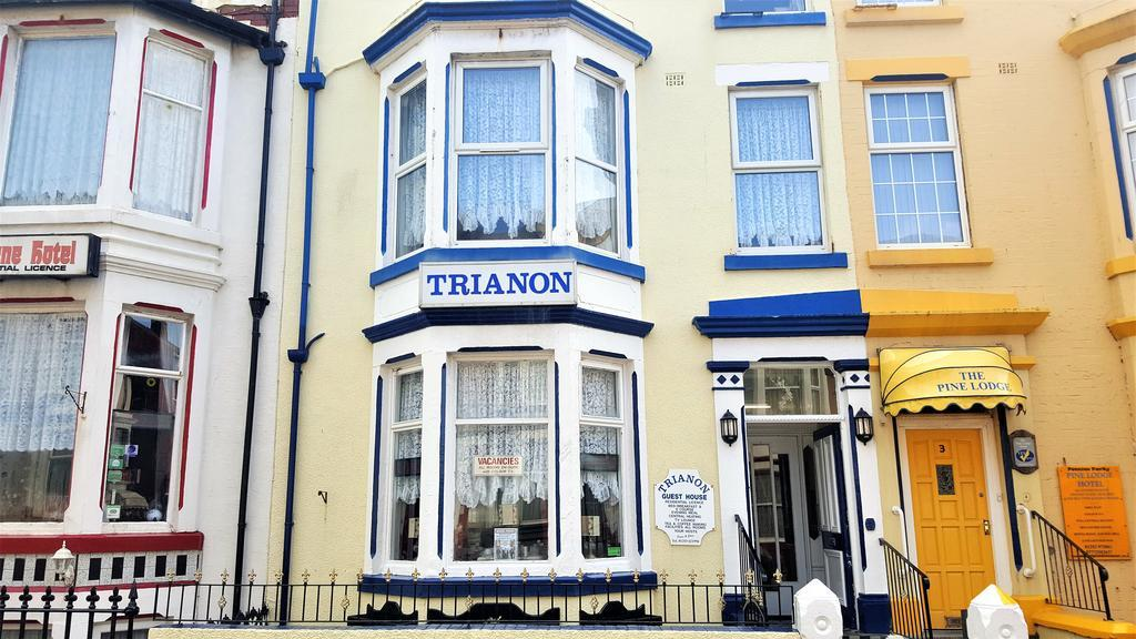 Trianon Hotel in Blackpool
