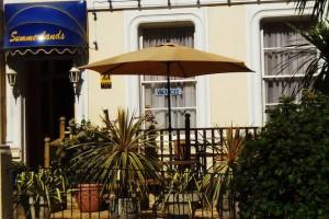 Lulu's Fawlty Towers Hotel in Torquay