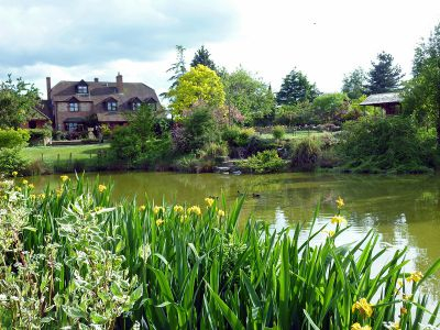 Lakeside Town Farm - Self Catering