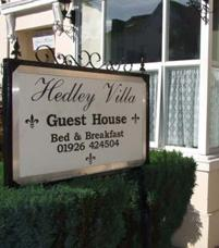 Hedley Villa in Cotswolds