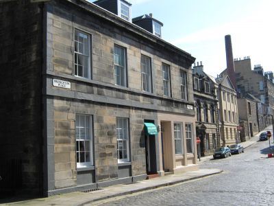 The Broughton Hotel in Scotland
