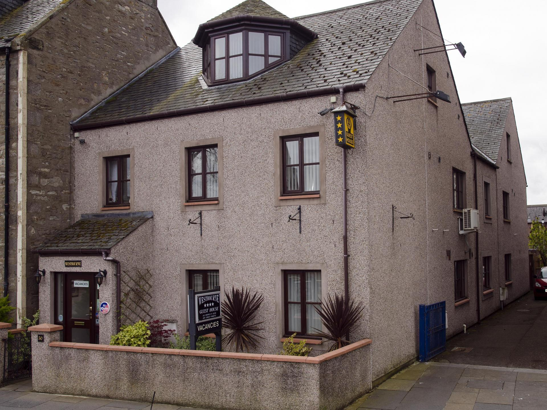 Westbourne Guesthouse in Scotland