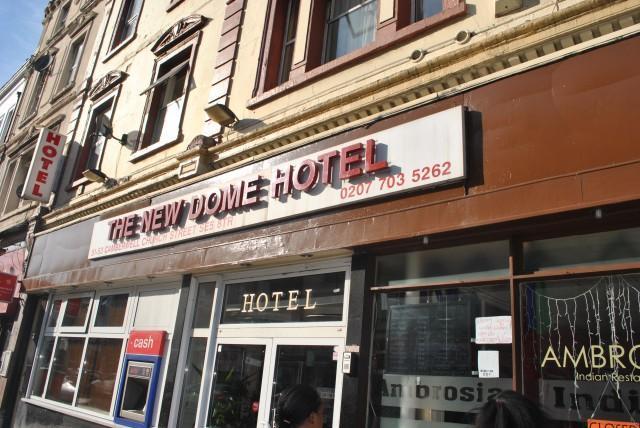 New Dome Hotel