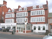 The New Boston Hotel in Blackpool