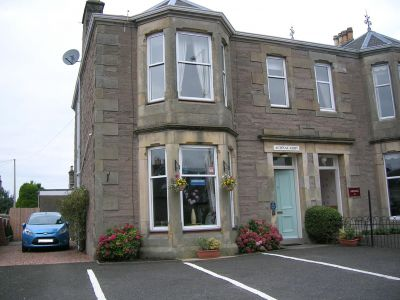 Achnacarry Guest House in Scotland