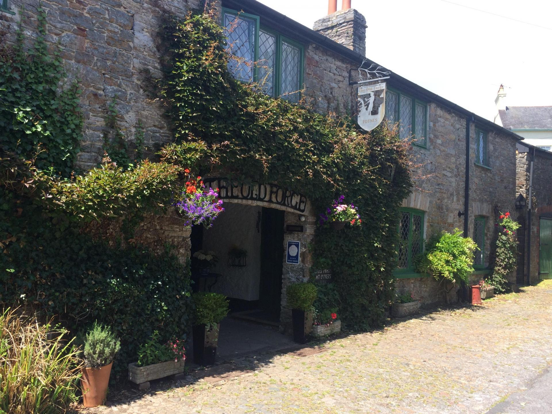 The Old Forge at Totnes in Torquay
