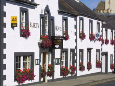 Burts Hotel in Scotland