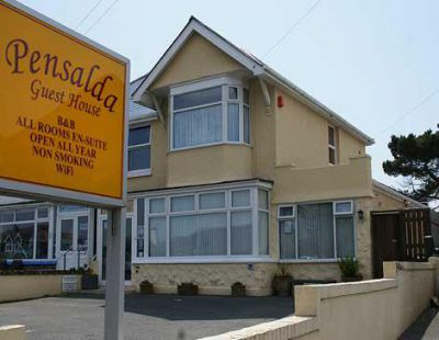 Pensalda Guest House in Cornwall