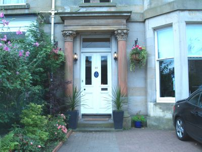 Clan Walker Guest House in Edinburgh