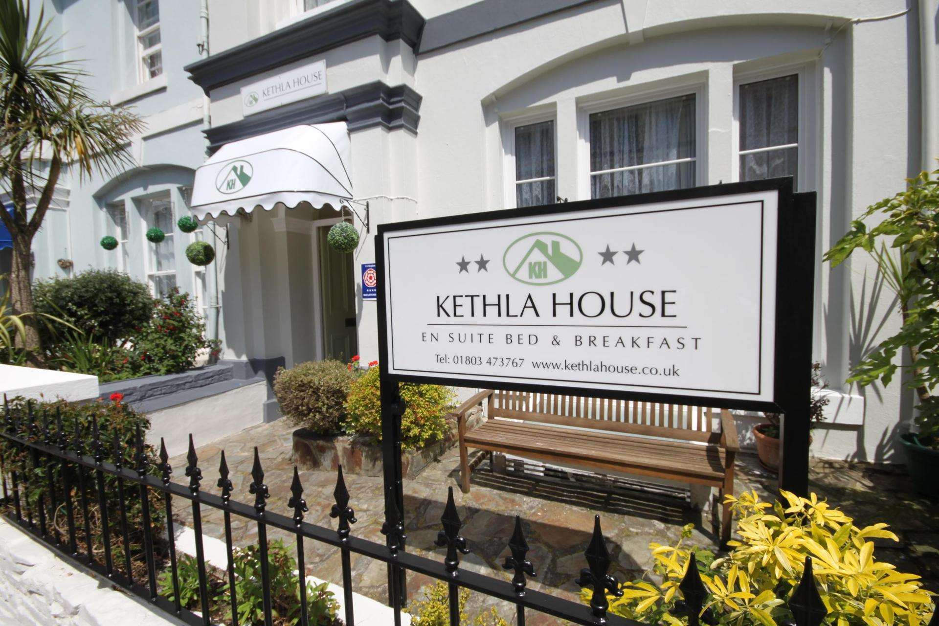 Kethla House Hotel in Torquay