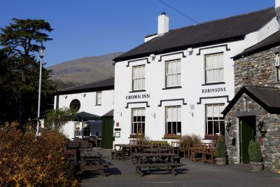 Crown Inn in The Lakes