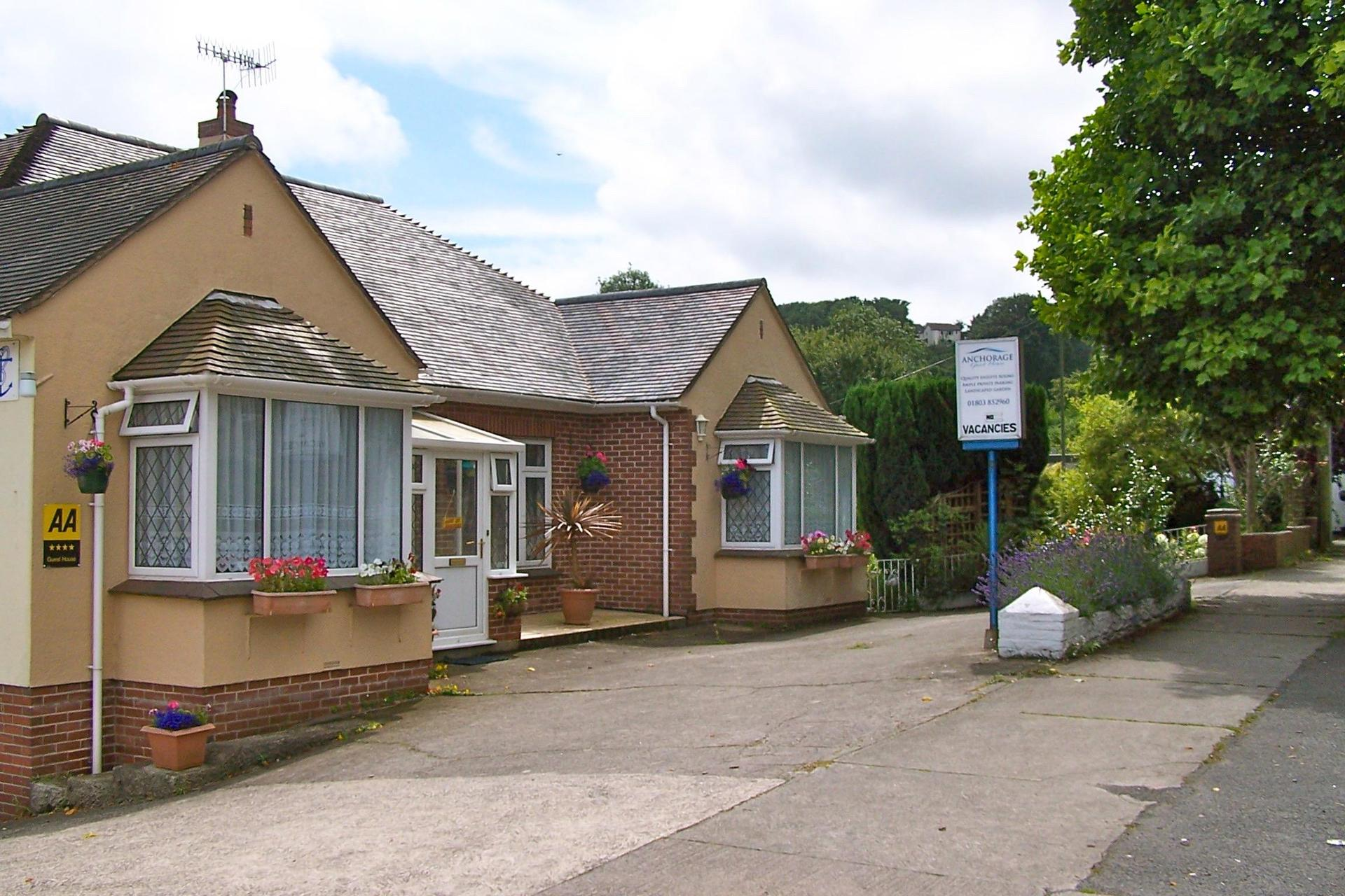 Anchorage Guest House in Torquay
