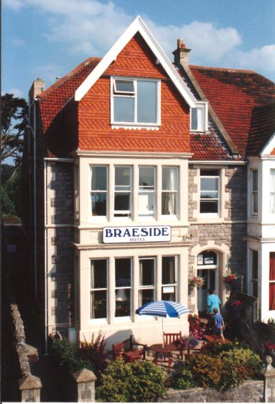 Braeside Hotel in Weston-Super-Mare