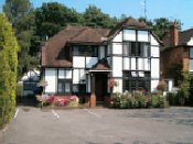 Tudorwood Guest House in 