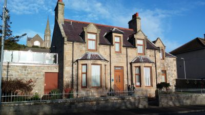 Ceilidh Bed and Breakfast in Scotland