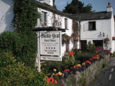 Buckle Yeat Guest House in Cumbria