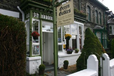 Green Gables Guest House in Windermere