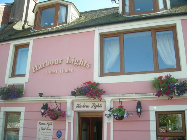 Harbour Lights Guest House in Scotland