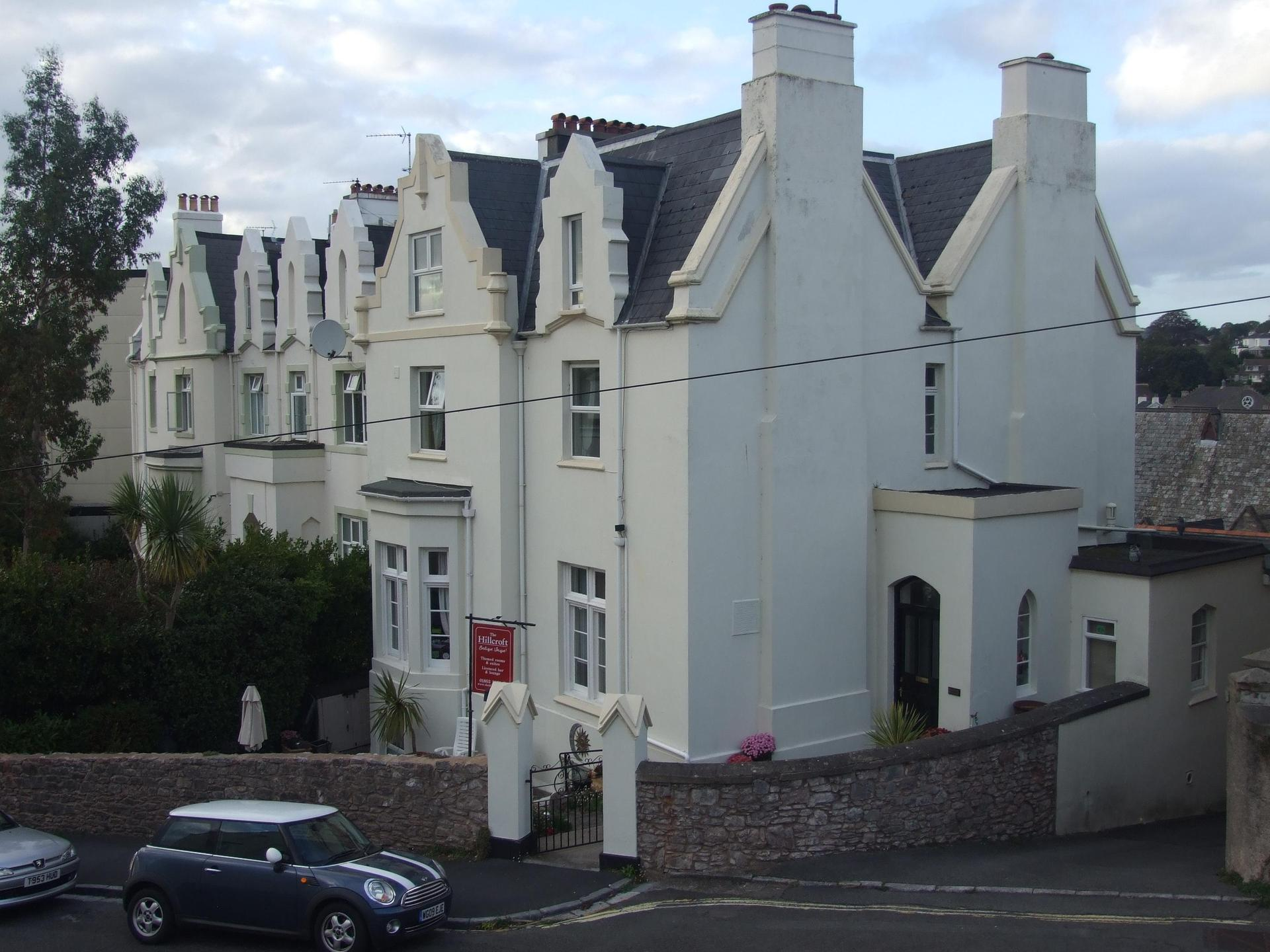 The Hillcroft in Torquay