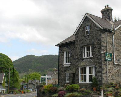 Bryn Llewelyn Guest House in Betws-y-Coed