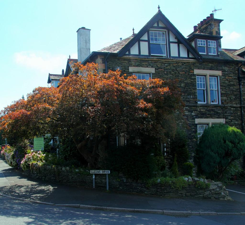 Kirkwood Guest House in Windermere