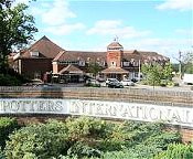 Potter's International Hotel in 