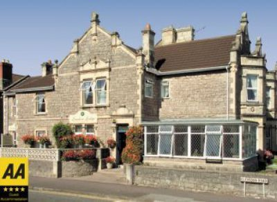 Linden Lodge Guest House in Weston-Super-Mare