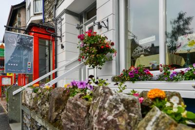 Smallwood House Hotel in Windermere